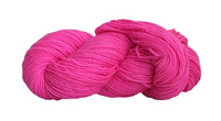 Manos Silk Blend Solid 3082 Shocking