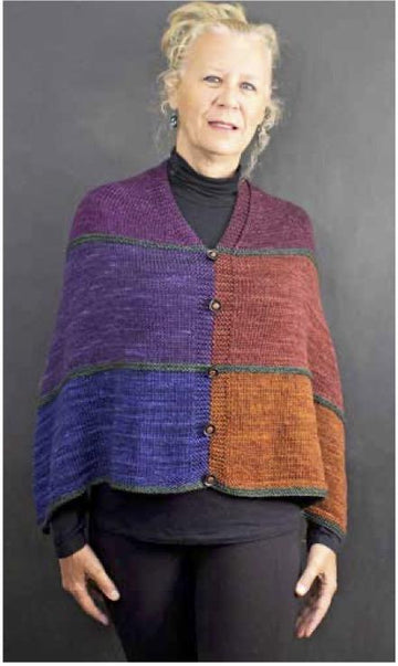 On the Edge Serape Kit - Prism Yarn