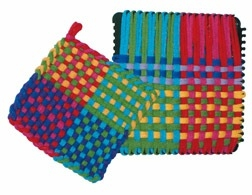 "Potholder Loom Kit 8"" Traditional: Harrisville Design"