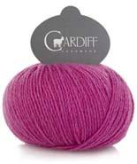Reversible Cable Cashmere Scarf Kit 662 Marilyn (Bubblegum)