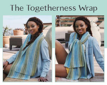 Togetherness Wrap Color Combo B