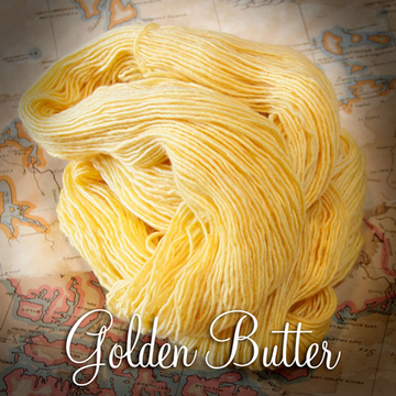 Train Case Golden Butter