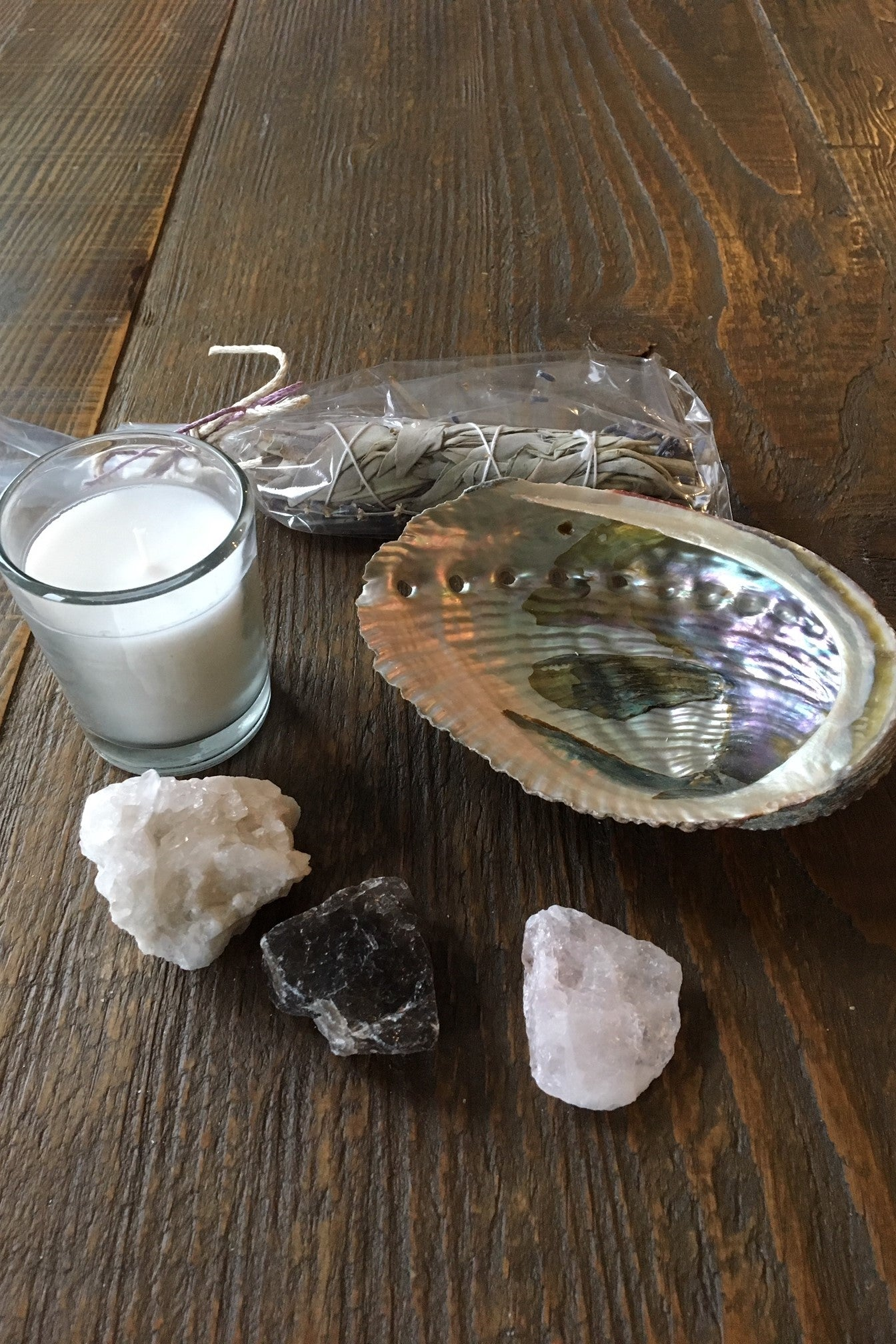 Home Blessing and Space Clearing Kit