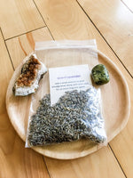 Smudge - Dried Lavender