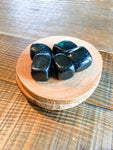 Tumbled Black Obsidian