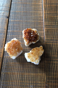 Citrine Cluster - small