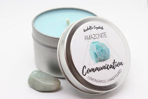 Crystal Candle - Communication
