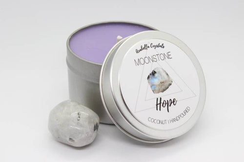 Crystal Candle - Hope