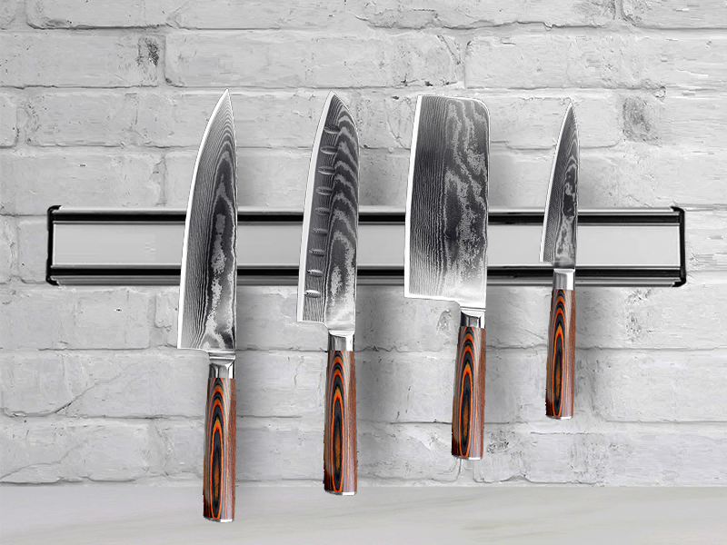 Damascus Knife Sets