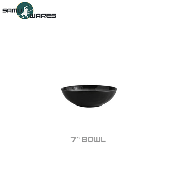 Imperial Samu-Wares Ceramic Tableware (Black and White)