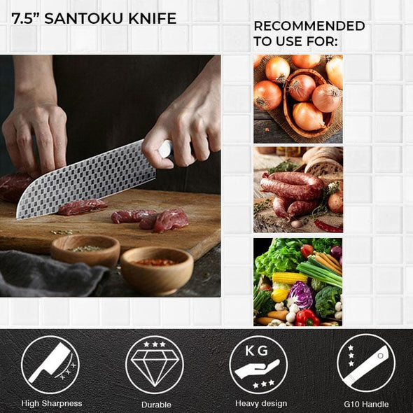 Daimyo Set (Polkadot) - for the Everyday Chef