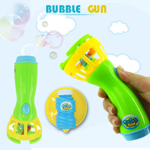 Magic Bubble Blower Machine