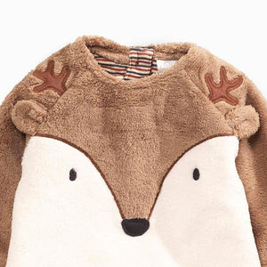 Toddler Fox Winter Coat