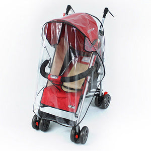 Clear Stroller/Prams Dust and Rain Cover