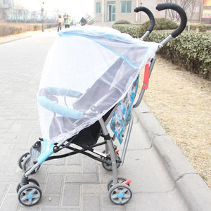Baby Stroller/Pushchair/Buggy/Crib Insect Mesh Net