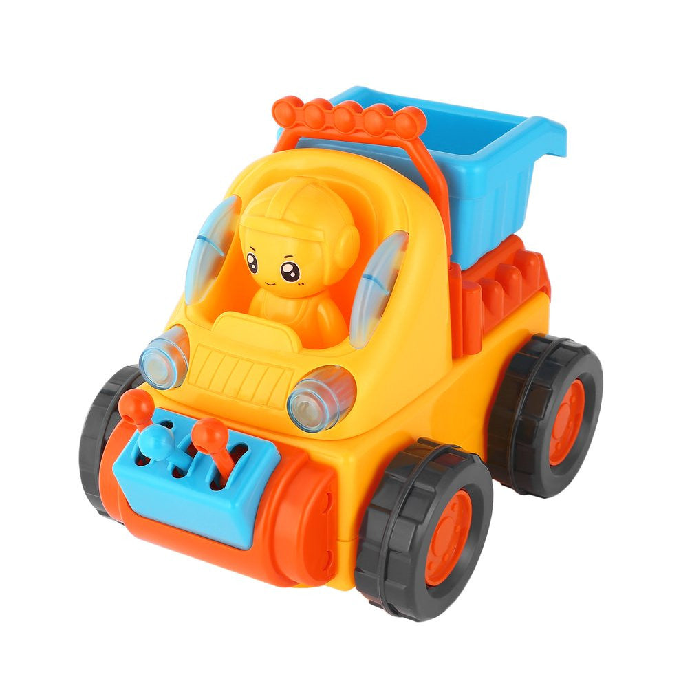 Children's Toy Excavator Truck Kit