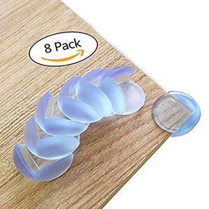 Clear Furniture Corner Child Safety Bumpers