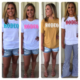 Rodeo Tee (More Colors)
