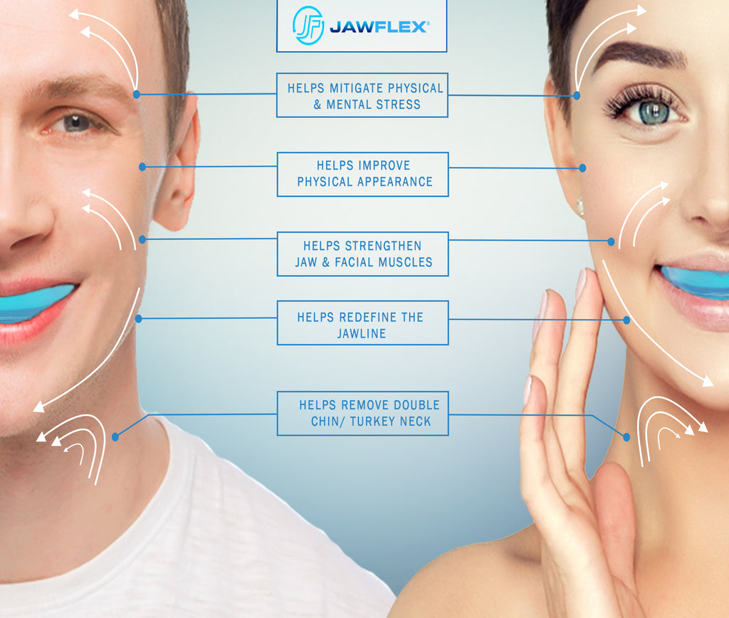 How to Get Rid of Chubby Cheeks with JawFlex