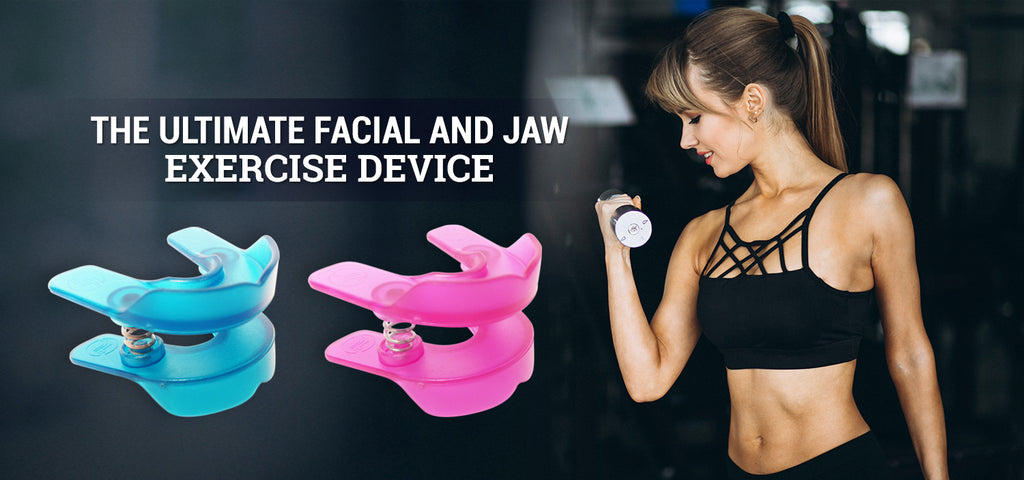 Jaw Exercise Equipment for a Define Strong Jawline