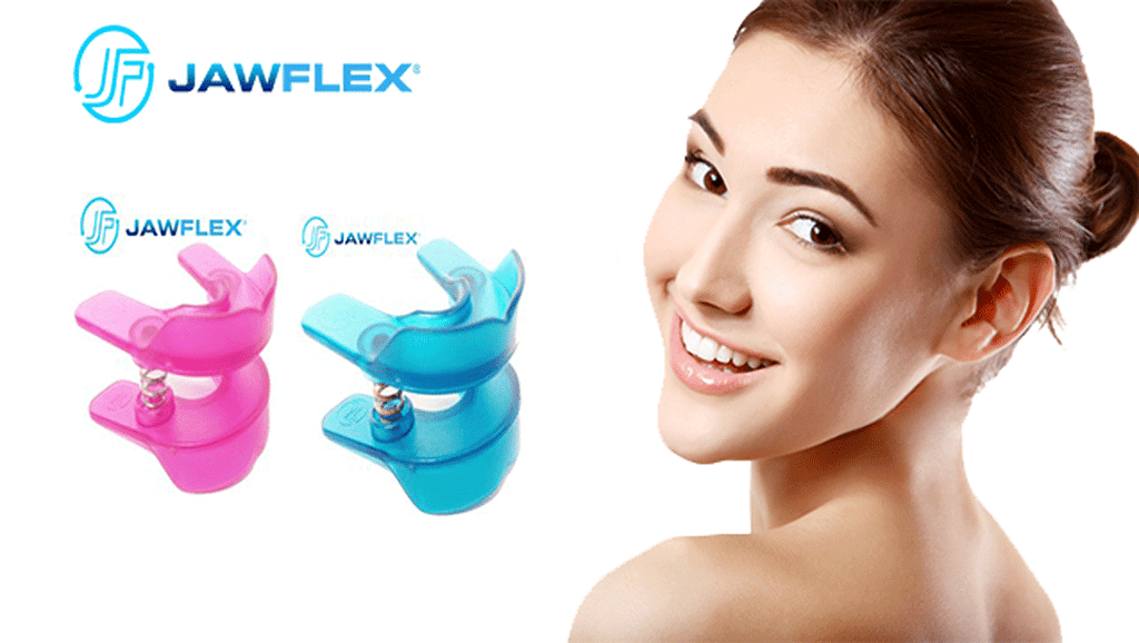 Jaw Muscle Exercises Device for Facial Fitness