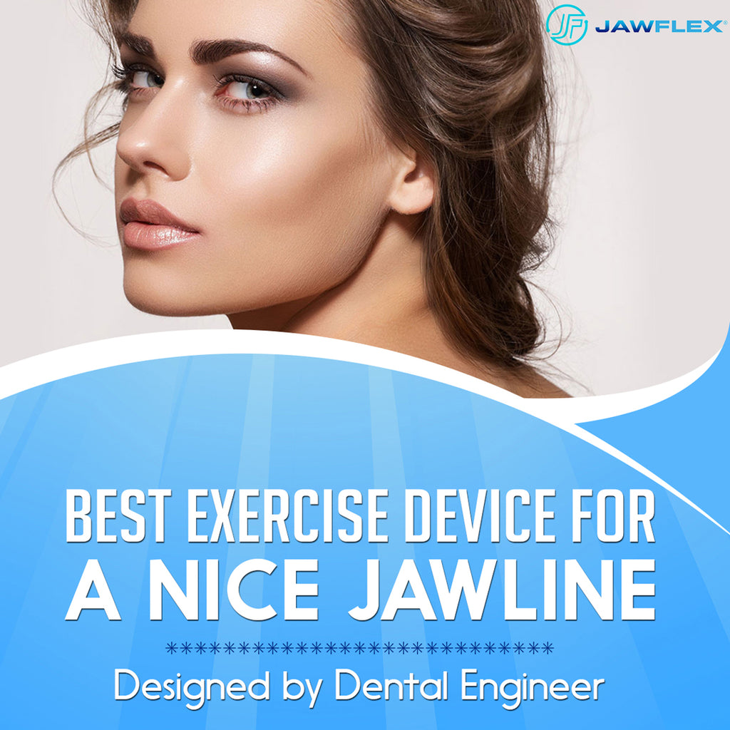 Jaw Exercise Device for TMJ Exercises