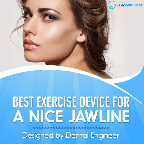 Jawline Exercise Device