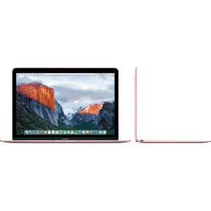 "Apple 12"" MacBook Rose Gold MMGM2LL/A Retina Display 512GB With Case, Corel Software , Accidental Warranty, Magic Mouse 2 and Air Pods - Executive Bundle"