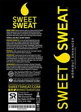Sports Research Sweet Sweat Skin Cream, 6.4-Ounce
