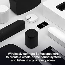 All-new Sonos Beam (Black) – Compact Smart TV Soundbar with Amazon Alexa (1 Item) Bundle with Wall Mount (1 Item)