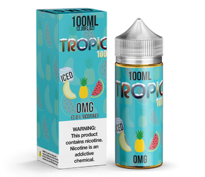 Tropic 100 Iced 100ML