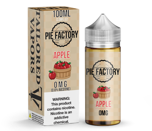 Apple Pie Factory Bottle Box