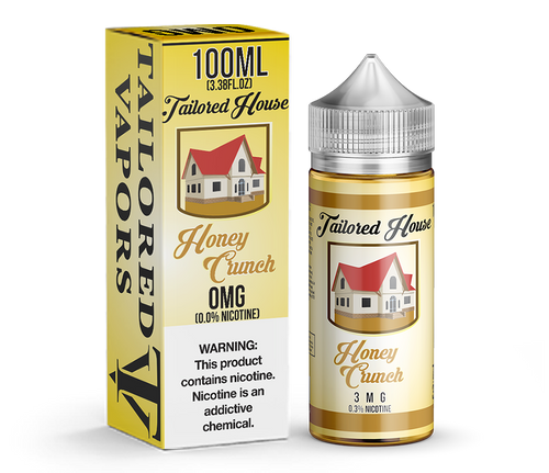 Honey Crunch 100ML