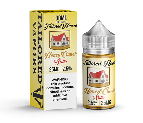 Honey Crunch Salts 30ML
