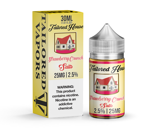 Strawberry Crunch Salts 30ML