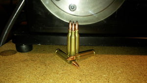 War Cry .223 Remington 55 gr. FMJ Remanufactured
