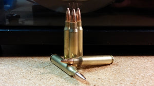 War Cry .223 Remington 62 gr. FMJ Remanufactured