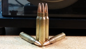 War Cry .223 Remington 68 gr. BTHP Match