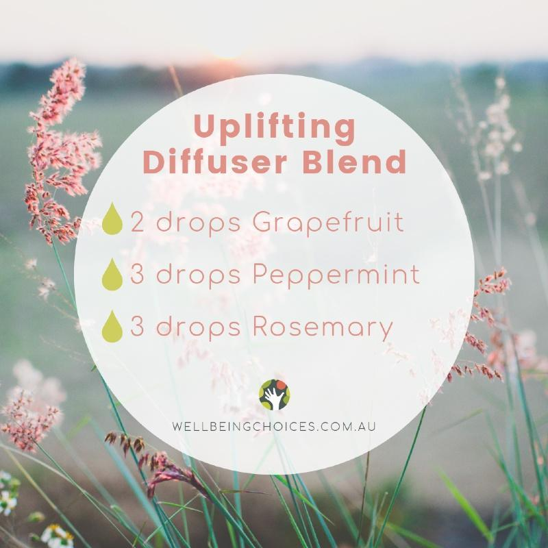 Uplifting Diffuser Blend