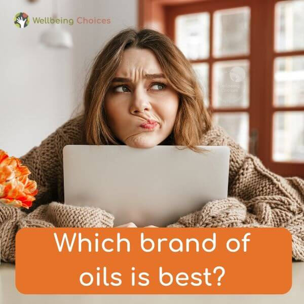 Which brand of essential oils is the best?