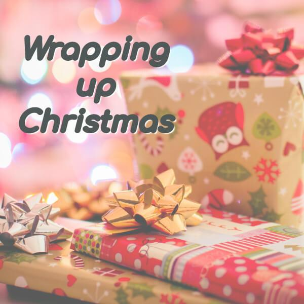 Droplets of Wellbeing Blog: Wrapping up Christmas - eco friendly ideas, tips and tricks