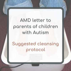 AMD letter to parents of children with Autism