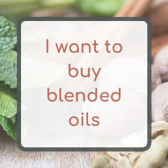 I want to buy blended essential oils