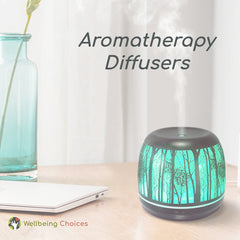 Aroma Diffusers at Wellbeing Choices