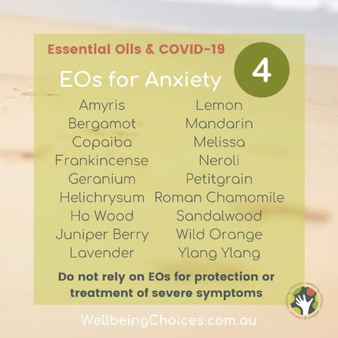 Covid-19 and essential oils 4
