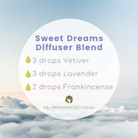 Sweet Dreams Diffuser blend