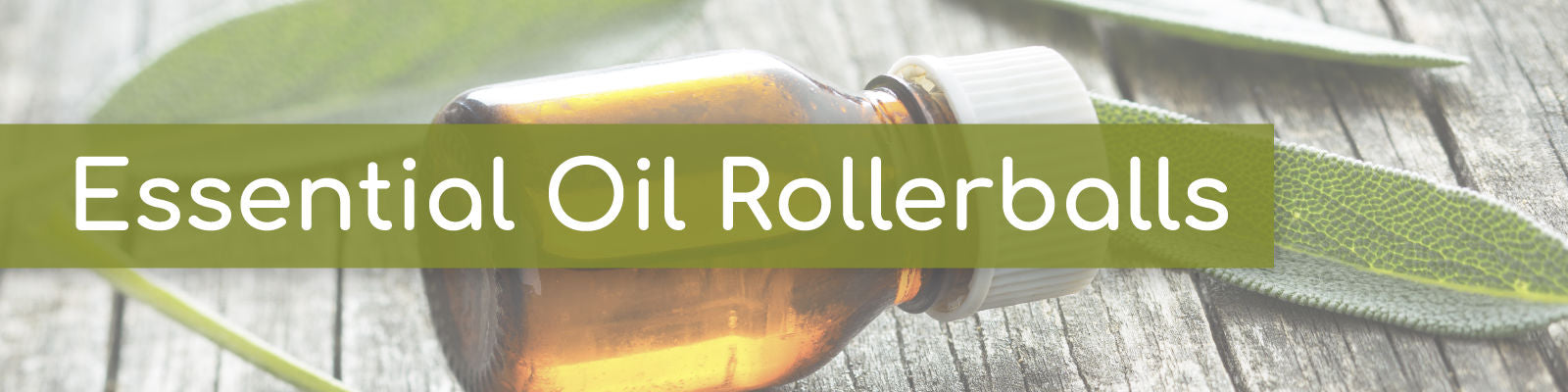 Essential oil rollerballs