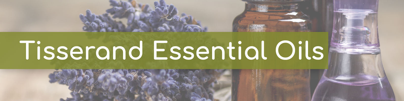 Tisserand essential oil collection