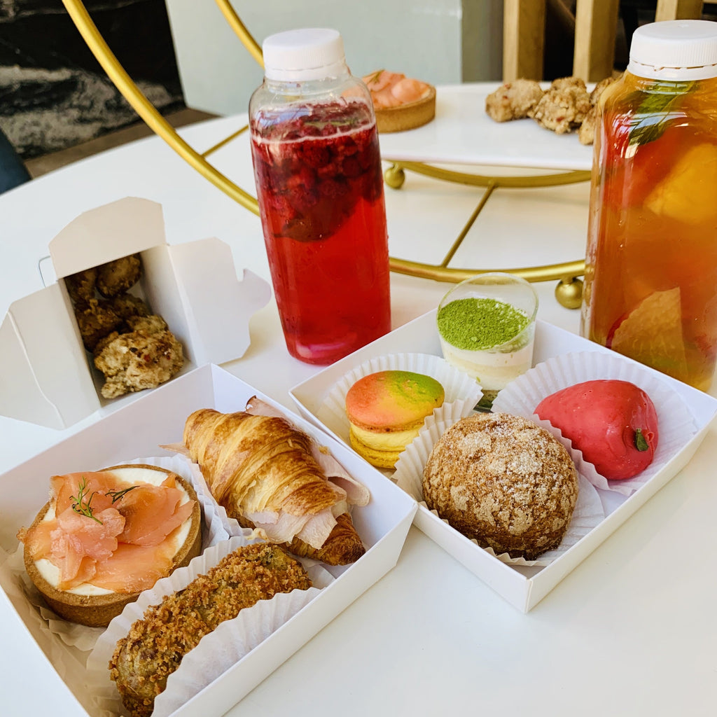 Afternoon Tea Take-Out