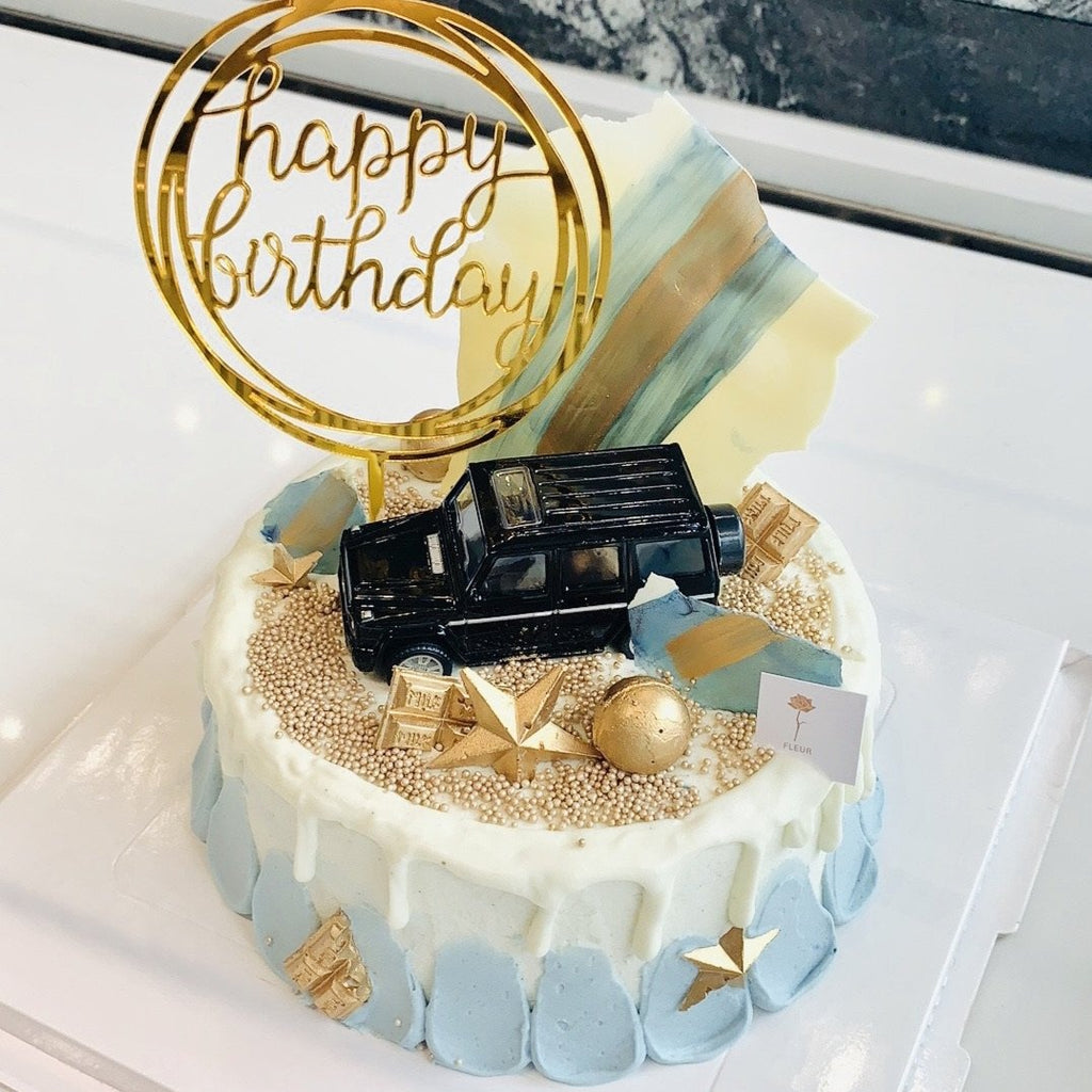 G-Wagon Car Cake